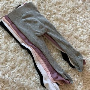 Knit Legging/Tights Bundle